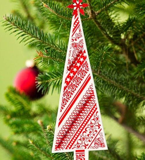 93097be17758 Δείτε ΕΔΩ πως να φτιάξετε μόνοι σας Χριστουγεννιάτικα στολίδια - Layout