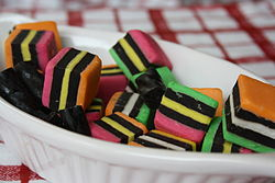 Invented by accident, Liquorice allsorts, Bassets