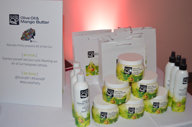 Elasta QP products at Naturally Pretty The Art of Curl