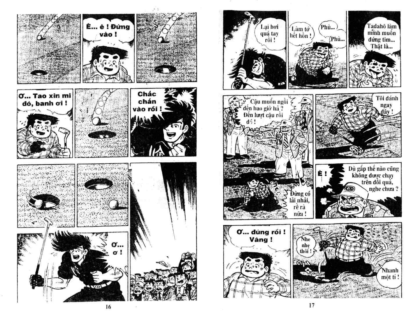 Ashita Tenki ni Naare chapter 9 trang 7