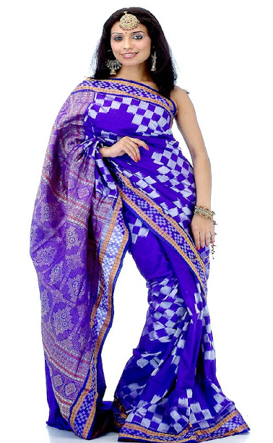 Sambalpuri Saree Designs Collection Online