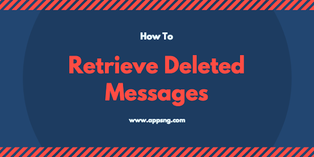 Can I see my deleted messages on Facebook?