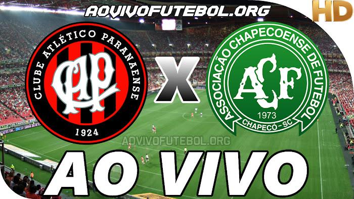 Ver Atlético Paranaense x Chapecoense Ao Vivo