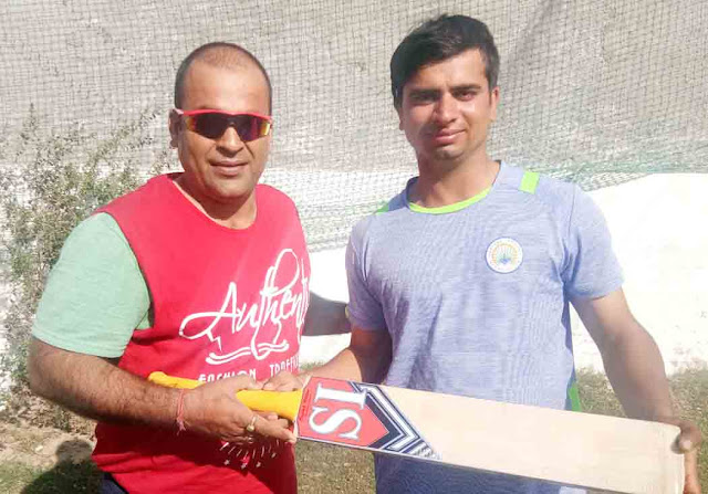 Lakhani Arman Cricket Club defeats Poetry Industries XI by 10 wickets