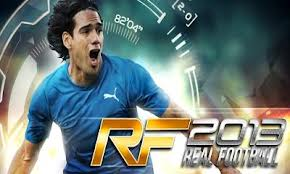 Download game android Real Football 2013 Apk+SD Data