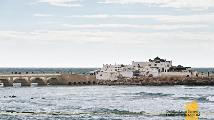 Casablanca 4 Day Itinerary Mausoleum Marabout Sidi Abderrahman