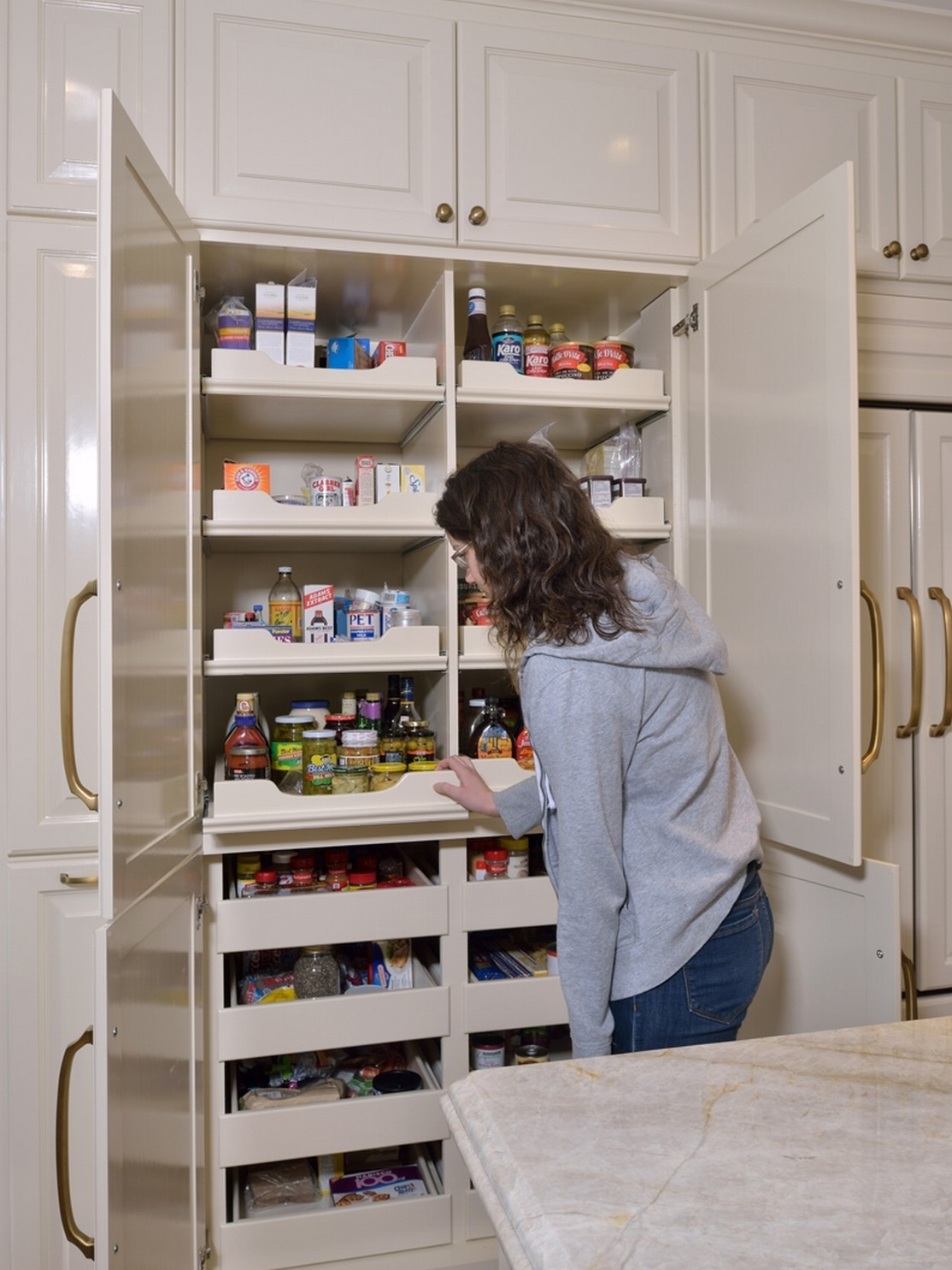 Topnotch Composition Inspiration of Pantry That You Must See