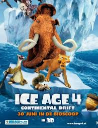 Ice Age 4 -Kỷ Băng Hà 4 - Ice Age 4 2012 Poster