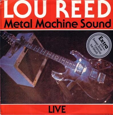lou reed metal machine