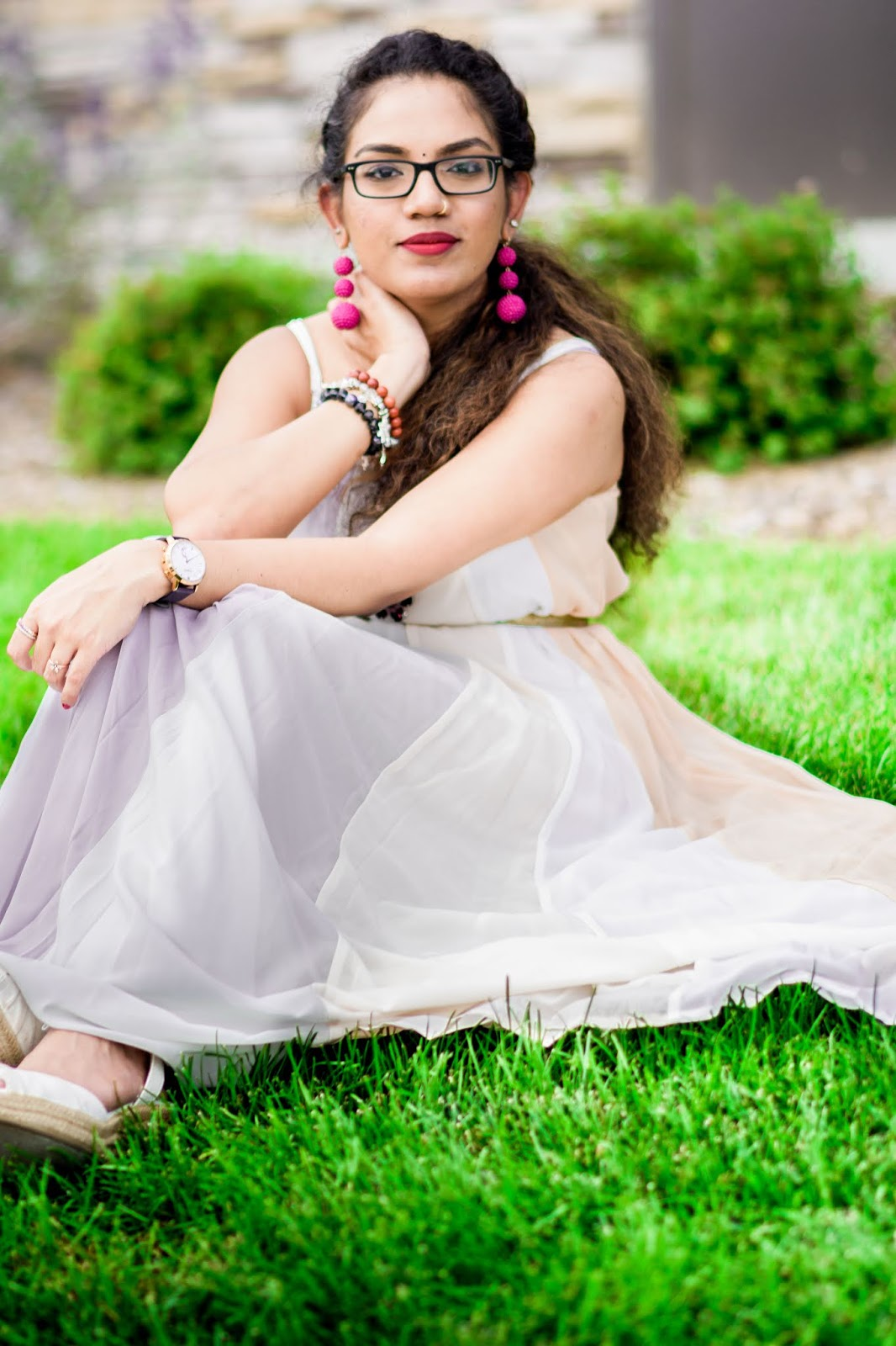 Aim For Glam; Prasanthi Kadiyala; Shein; Summer Dresses; Color Block Dresses; Denver Blogger; South Indian Blogger; Hyderabad Fashion Blogger; Fashion Blogger; Vizag Blogger