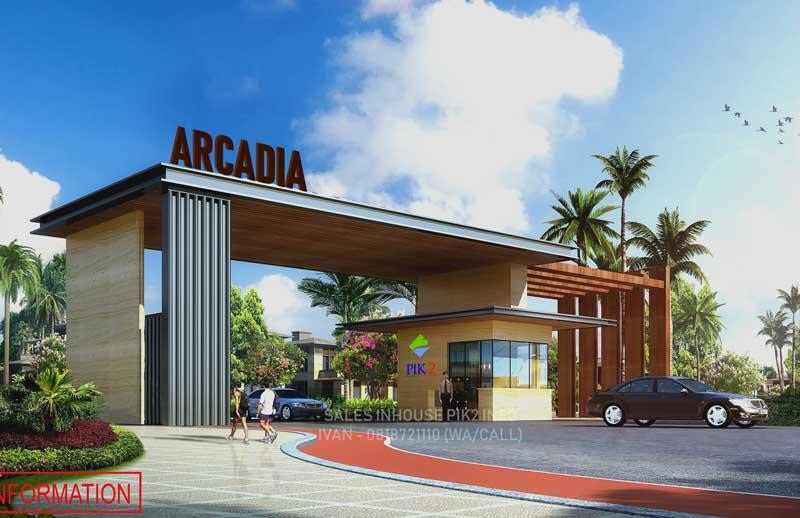 Cluster Arcadia Miami PIK 2