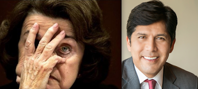 Is Dianne Feinstein Still Fit To Serve? A Debate Might Help The Voters Decide Which Is Why She Refuses ...
