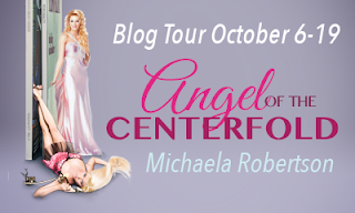Banner: Blog Tour for Angel of the Centerfold from Meryton Press