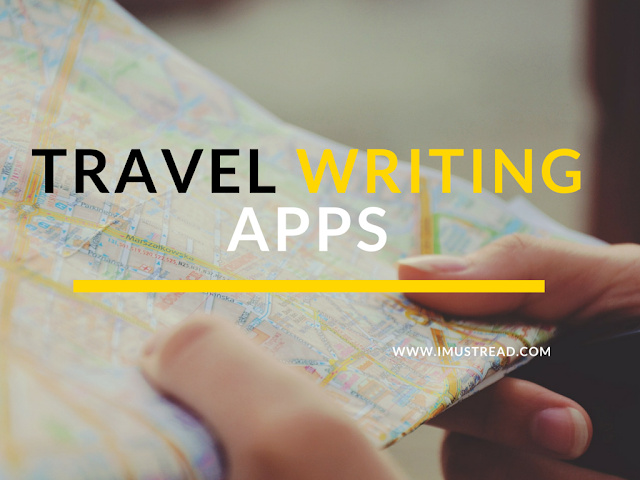 Top 10 Travel Writing Apps
