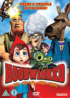 Hoodwinked! (2005) เรื่องจริงของหนูน้อยหมวกแดง