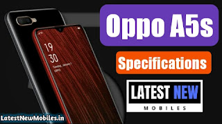 Oppo A5s Specifications