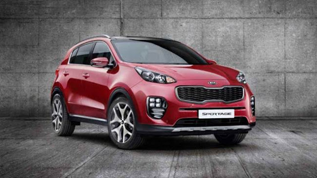 2018 Kia Sportage Changes, Price, Release Date