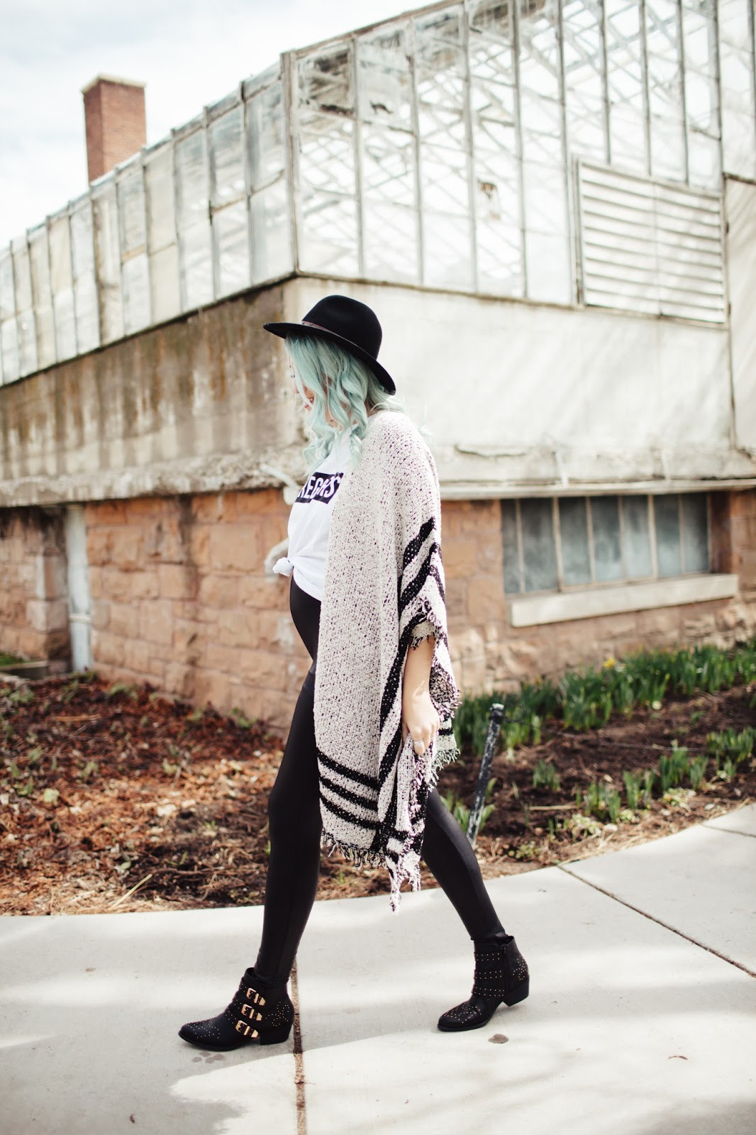Booties, Fall Outfit, Leather Leggings