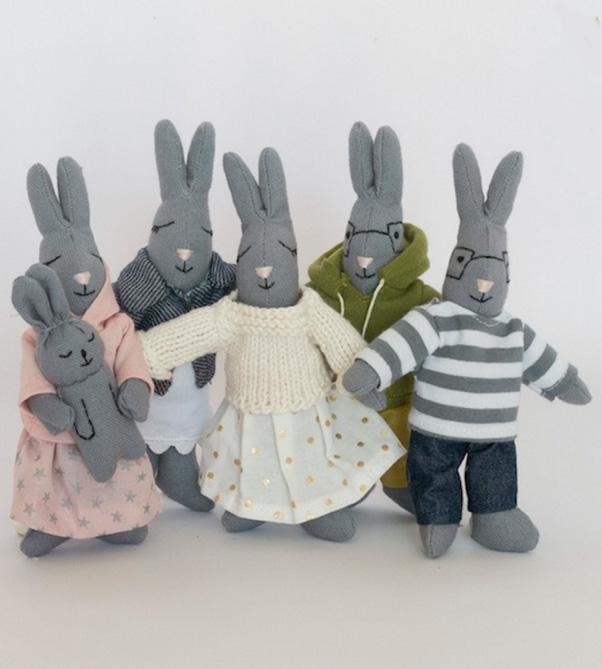 Encore bunny knuffel