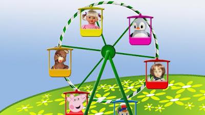 Peppa Pig. Canción de los juguetes 4