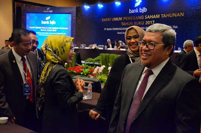 Ahmad Heryawan Evaluasi Jajaran Komisaris Direksi Bank BJB