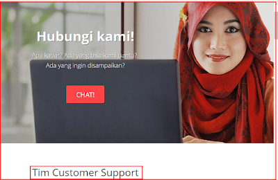 Bantuan Live Chat 24/7/365 Hostinger