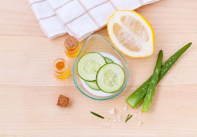 Φυσικές συνταγές καλλυντικών για περιποίηση προσώπου