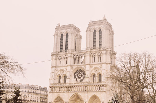 The Most Instagrammable Places in Paris - Notre Dame