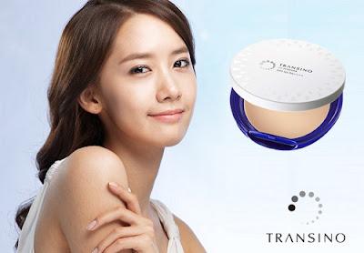 Hiệu quả của Transino UV Powder SPF 50