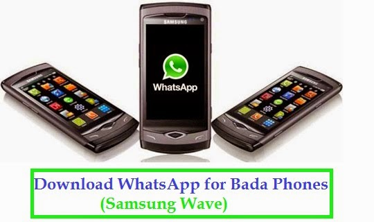download whatsapp for bada