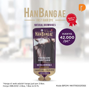 HanBang AE Natural Brown No.5 (Set of 12)