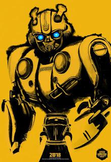 """Presentación de """"Bumblebee"""", el spinoff de Transformers, en la Comic-Con de San Diego."""