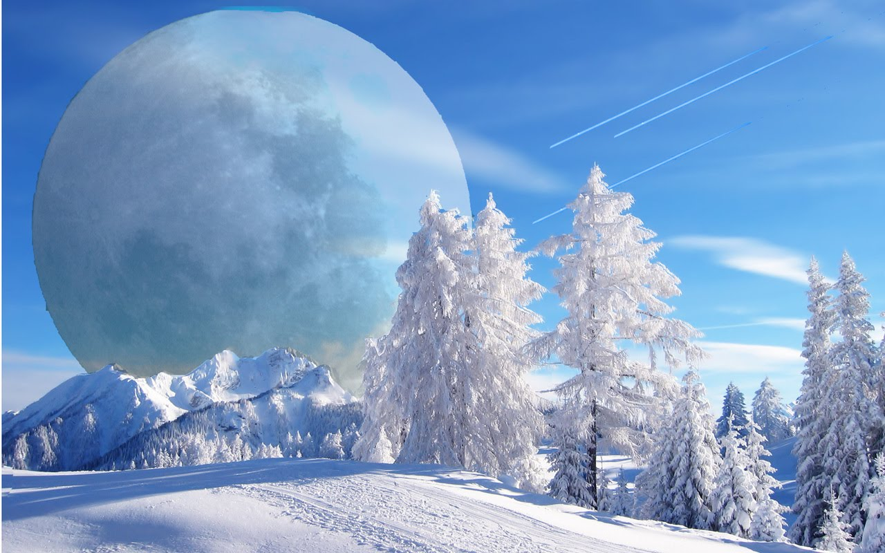 Nature Wallpapers HD: Winter Wallpapers HD