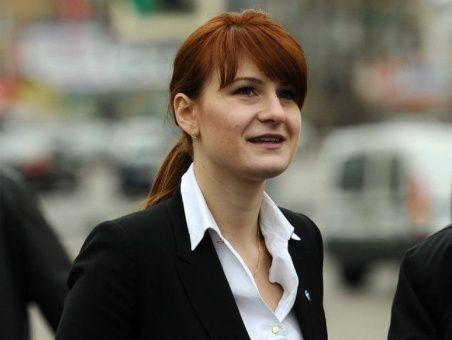 EE.UU. acusa a joven rusa de ser agente conspirativo