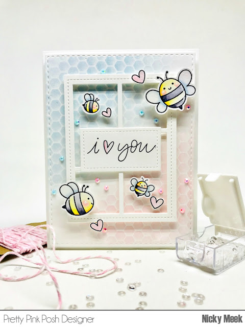 I Love you - Bee Friends
