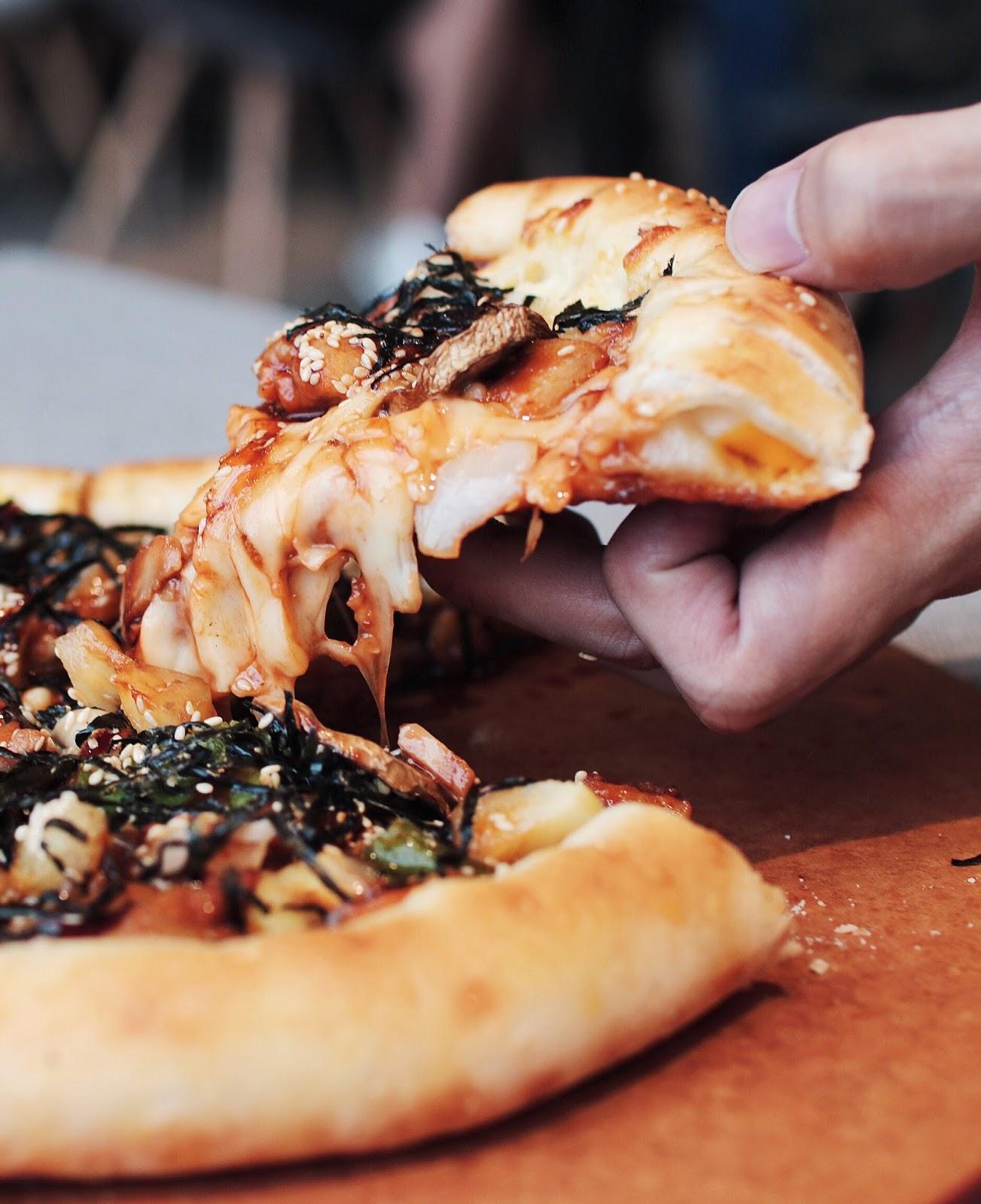 pizza hut pizza, seoul sensation pizza , pizzahut