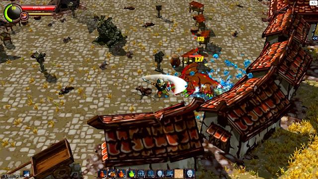 Warriors' Wrath Evil Challenge Download Photo