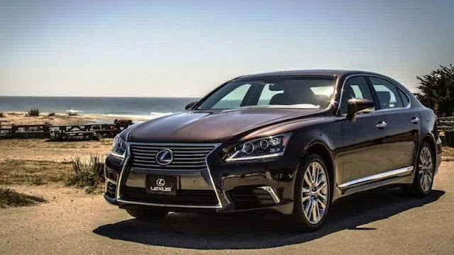 2016 Lexus LS 600h Owners Manual Pdf