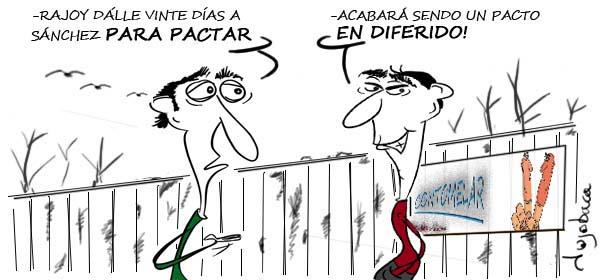 Rajoy  sen apoios
