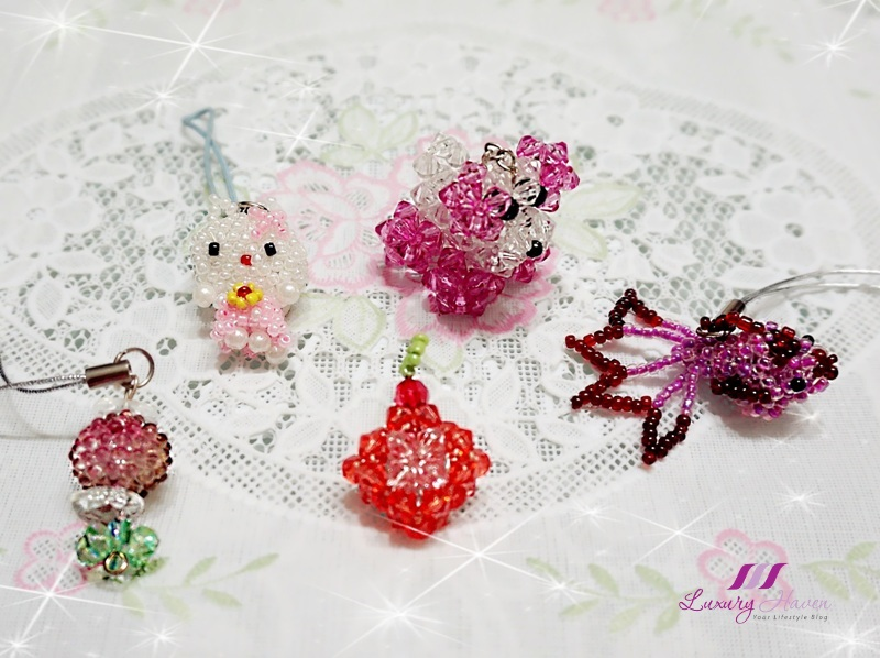 giveaway win crystal mobile phone accessories hello kitty
