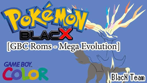 Pokemon BlacX