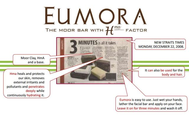 Eumora facial bar price what that