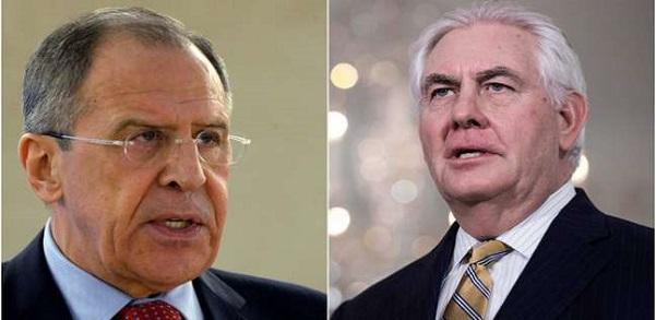 تيلرسون: حلفاؤنا يناشدوننا تحسين العلاقات مع روسيا