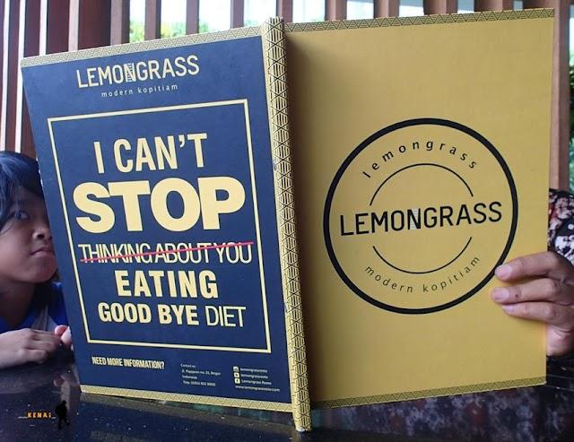 Menikmati Lemongrass, Kopitiam Modern di Bogor