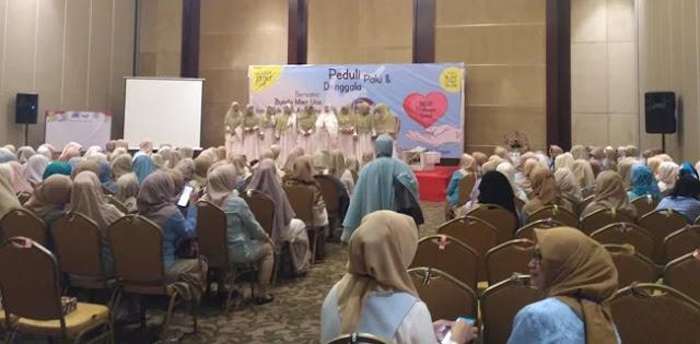 Deklarasi BEIB For PADI Akan Dihadiri Ibu Dan Istri Sandiaga Uno