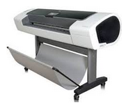HP DesignJet T610 Printer series Software and Drivers