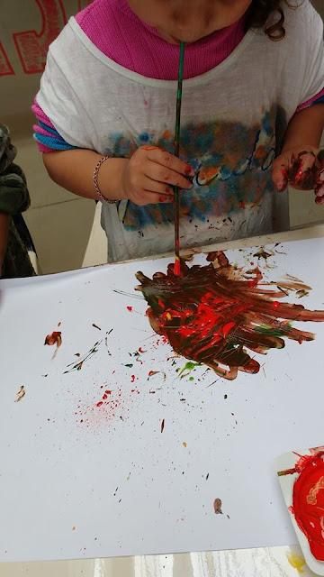 Sugestões de atividades de artes em turmas de Educação Infantil