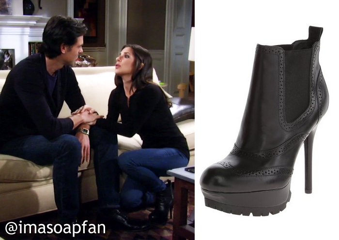 cfb33b66601f3 Thank you anonymous for identifying Sam s boots! Sam wears these booties  often