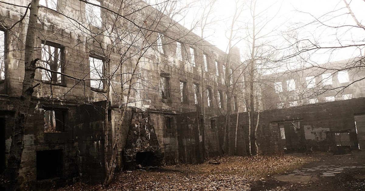 The 10 Most Haunted Hiking Trails In The United States