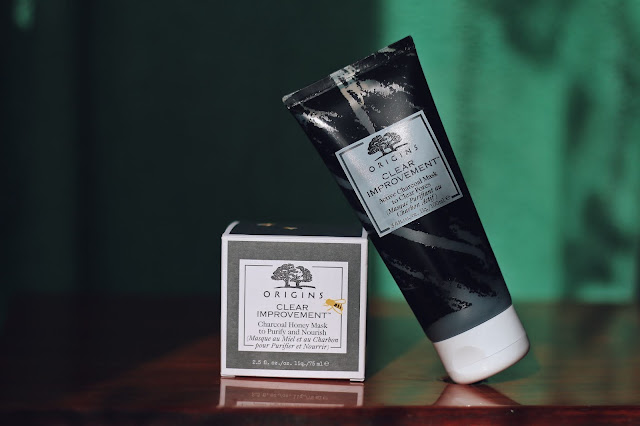 Origins Improvement Charcoal Honey Mask